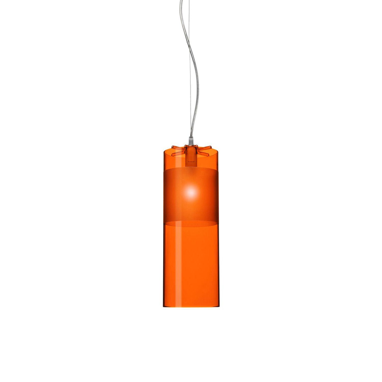 Easy hanglamp Kartell oranje