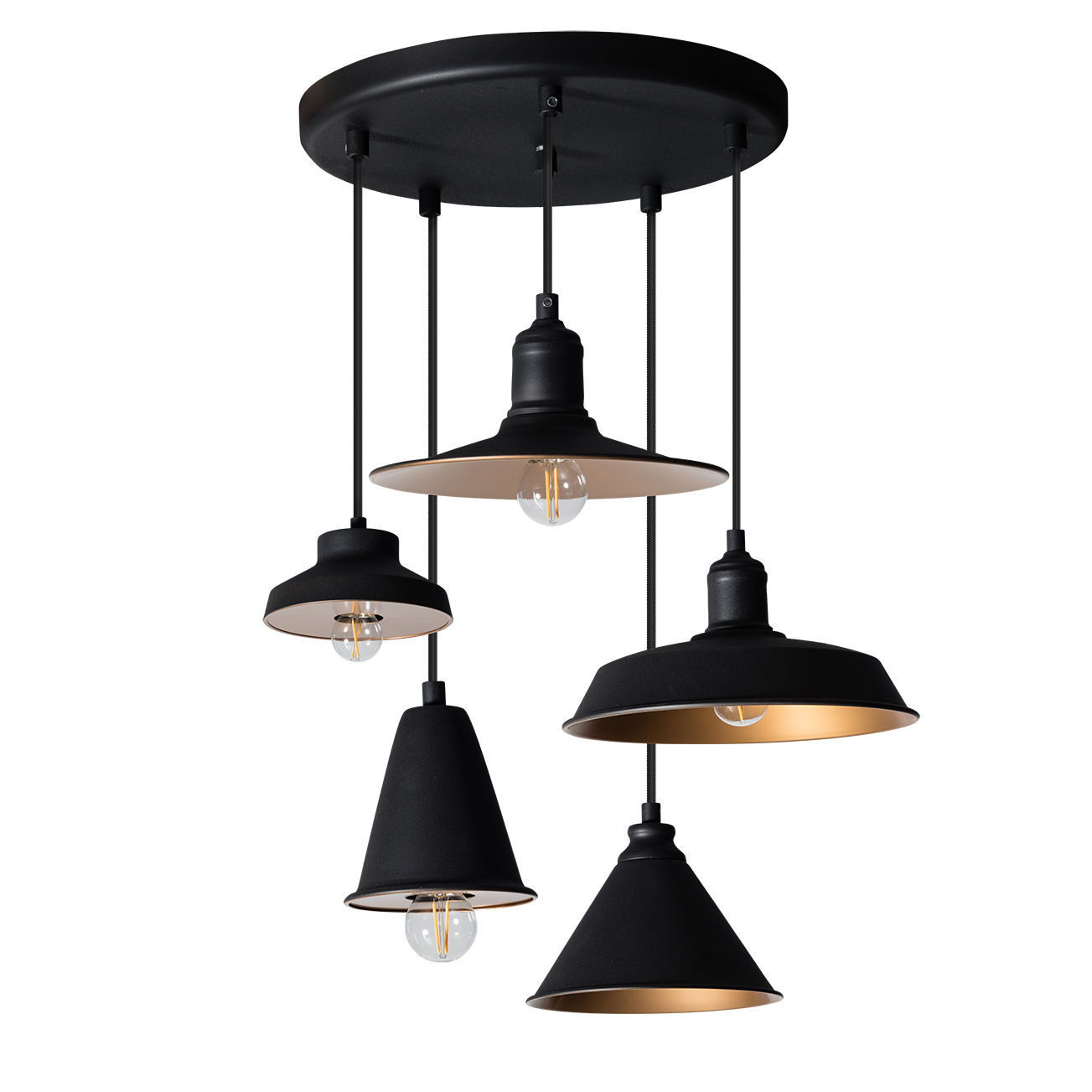 OUTLET - Midnight hanglamp ETH � 40cm