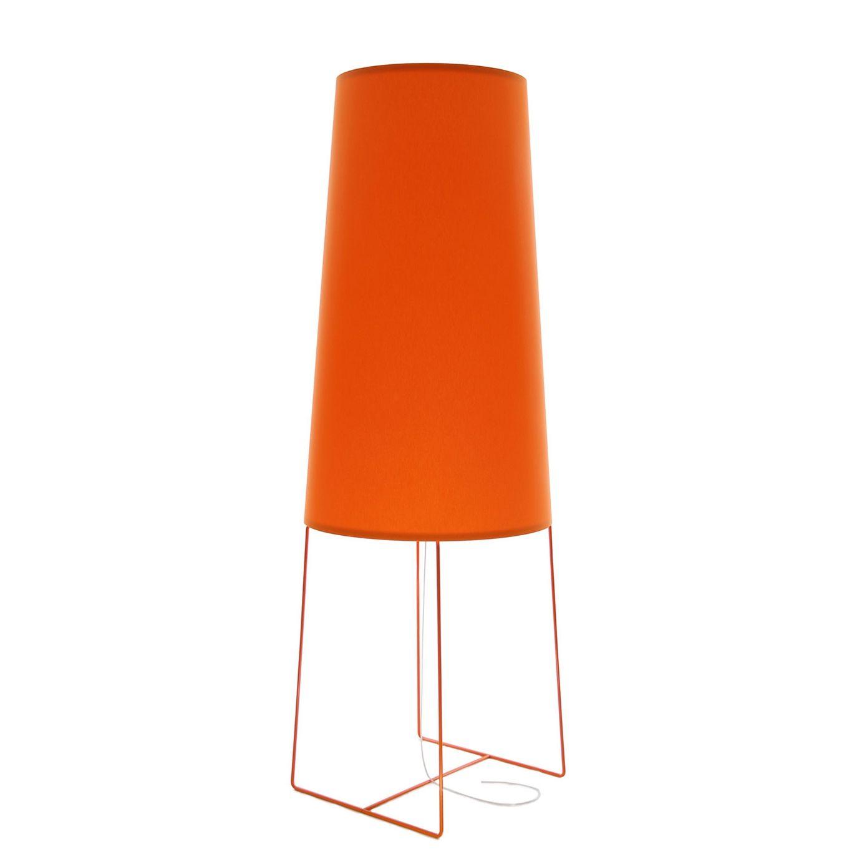 FatSophie vloerlamp FrauMaier oranje