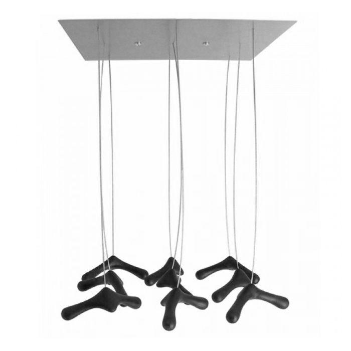 Flying Hooks kapstok Goods set 9