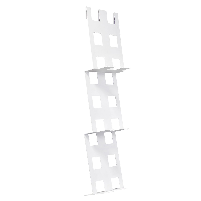 Foldr tijdschriftenrek Van Esch wit