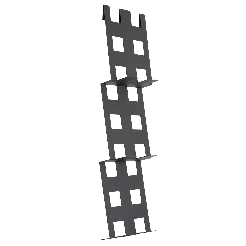 Foldr tijdschriftenrek Van Esch zwart