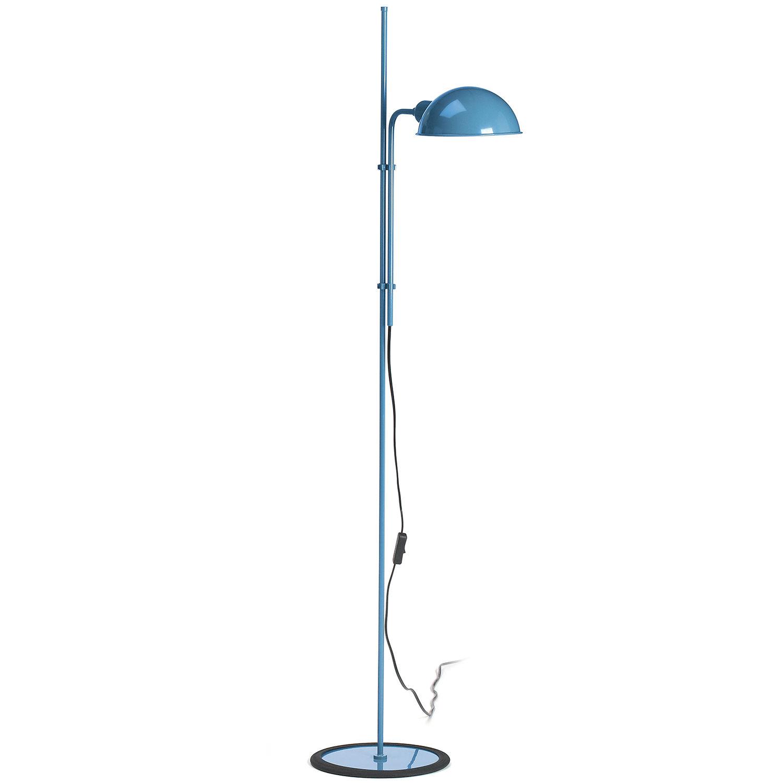 Funiculí vloerlamp Marset blauw