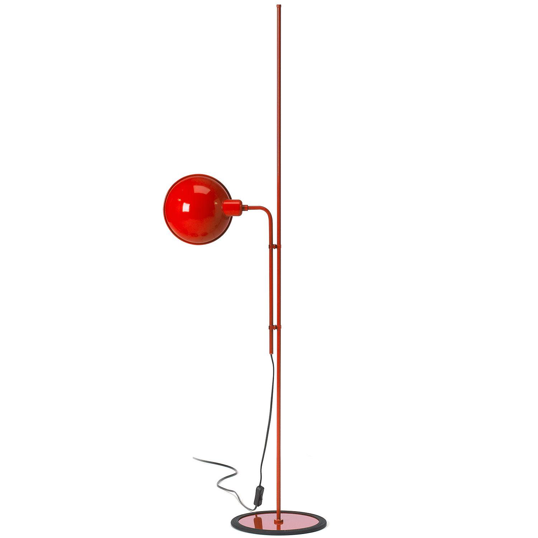 Funiculí vloerlamp Marset rood