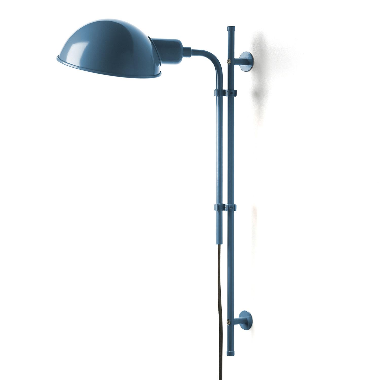 Funiculí wandlamp Marset blauw