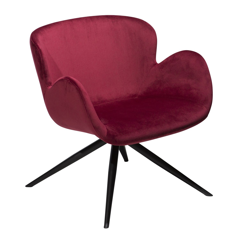 Gaia fauteuil Dan-Form rood
