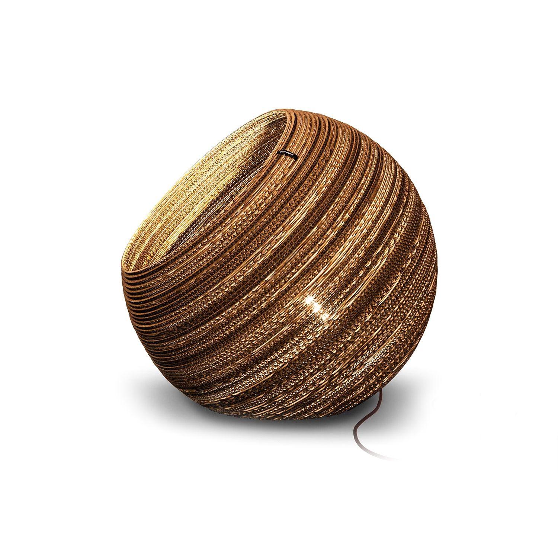 Globe vloerlamp Think Paper Ø29 inclusief dimmer