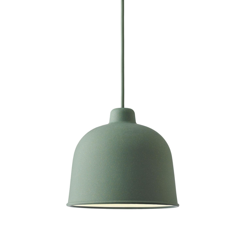 Grain hanglamp Muuto dusty green