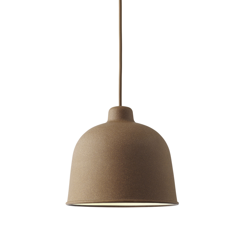 Grain hanglamp Muuto naturel