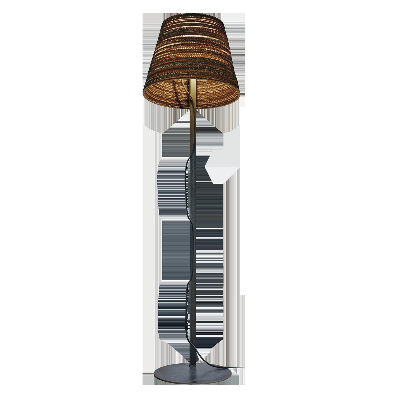 Tilt vloerlamp Graypants natural