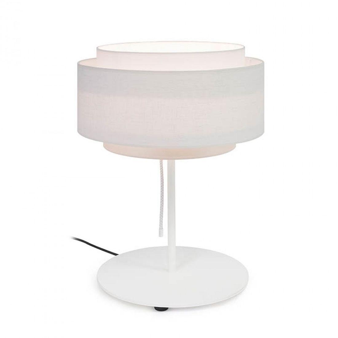 Halo tafellamp Piet Boon wit