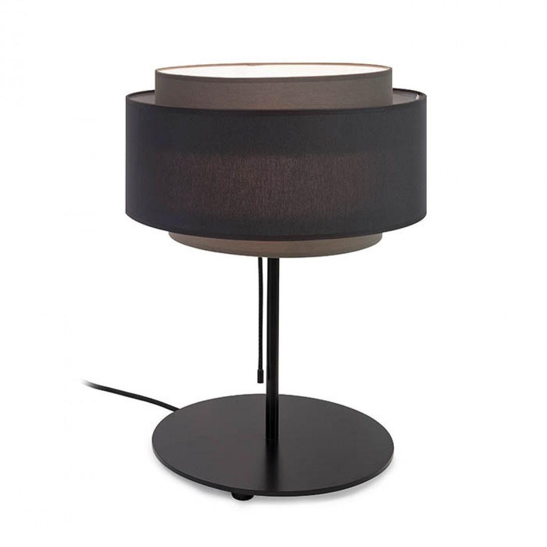 Halo tafellamp Piet Boon zwart