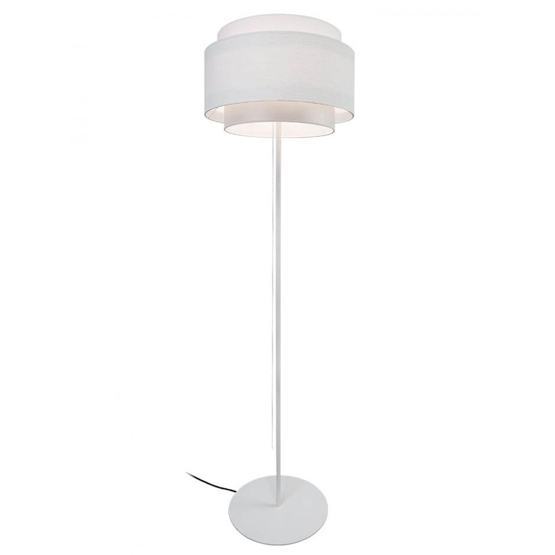 Halo vloerlamp Piet Boon wit