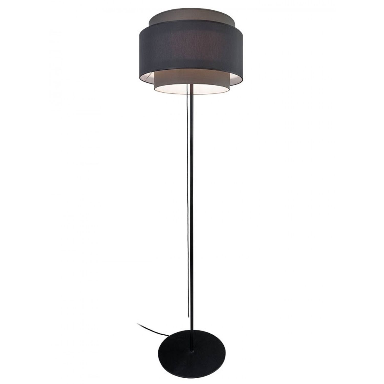Halo vloerlamp Piet Boon zwart