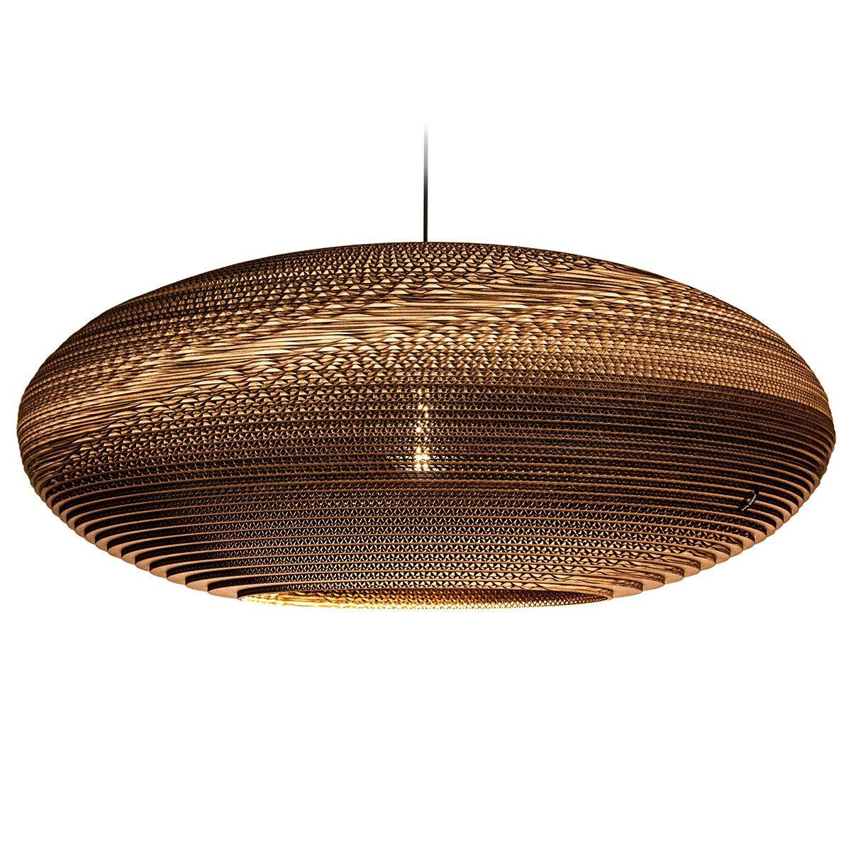 Jazzy hanglamp Think Paper Ø89