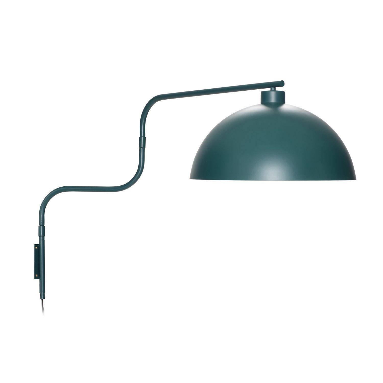 Johnas wandlamp Hübsch groen