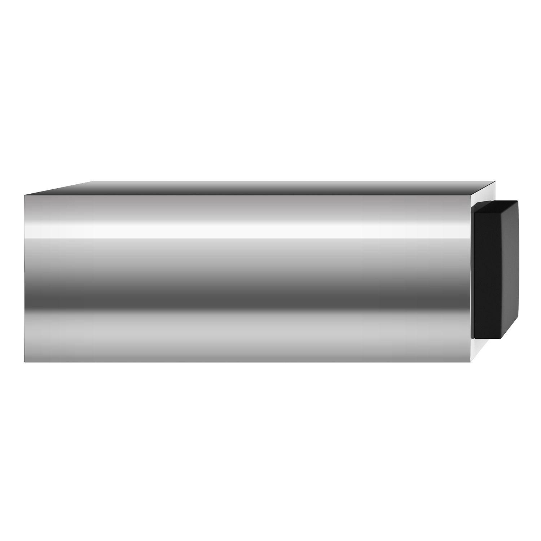 Kerberos Q deurstopper Odin 8cm - geborsteld