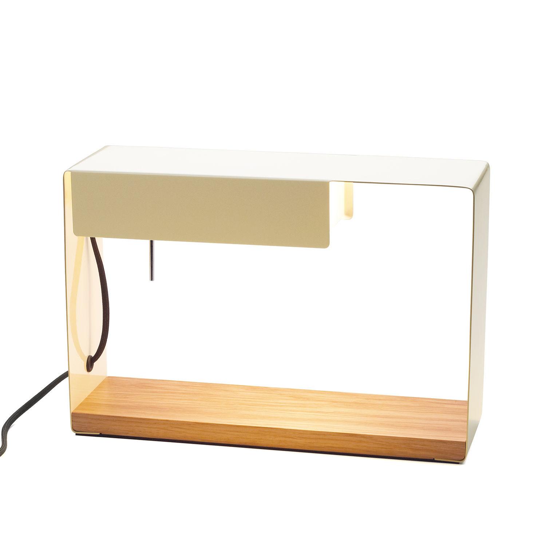 La Discrète tafellamp Marset wit
