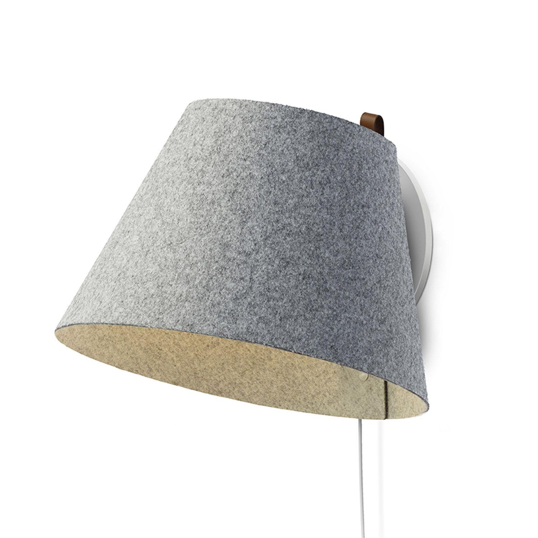 Lana wandlamp Pablo large stone