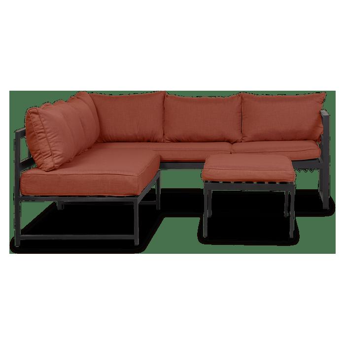 Stijn loungeset Lanterfant - Terracotta