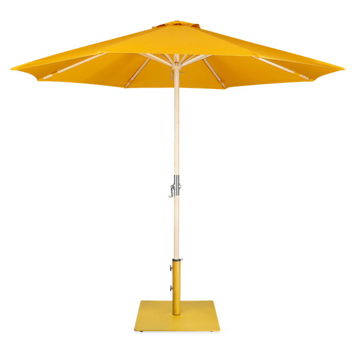 Lucas parasol + Tygo voet Lanterfant - SET - Oker
