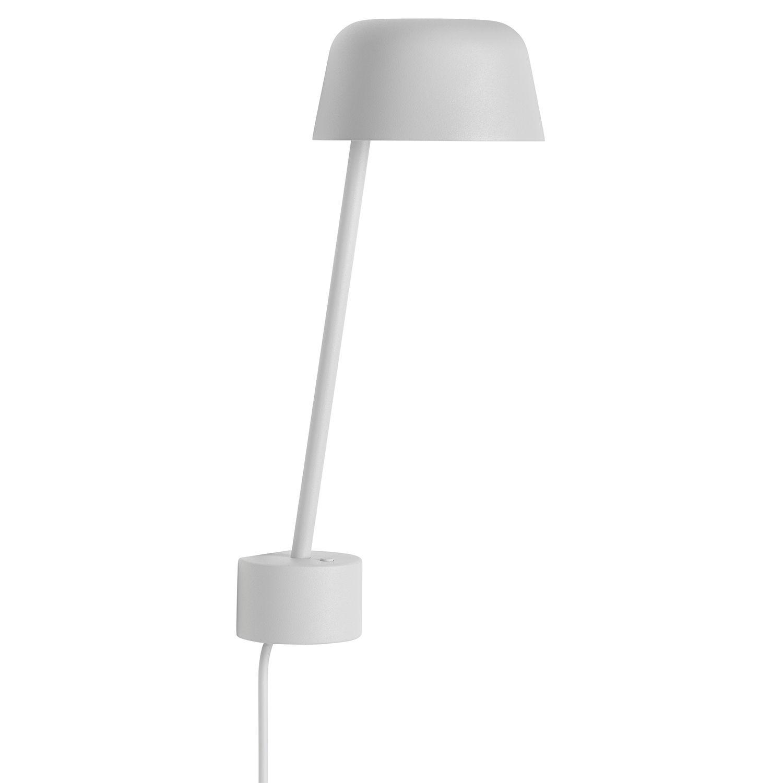 OUTLET - Lean wandlamp Muuto grijs