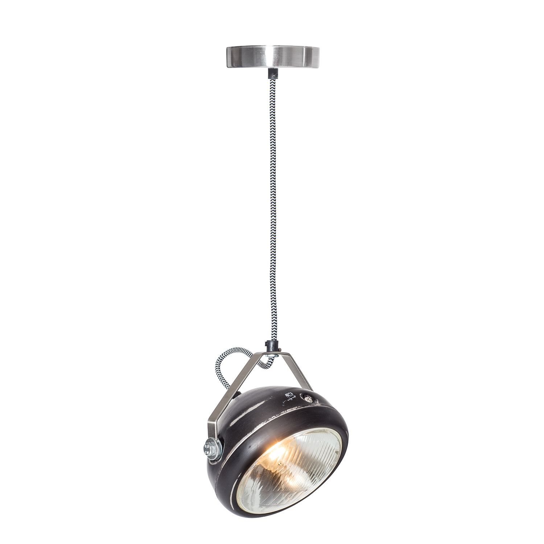 No.5 hanglamp Het Lichtlab zwart