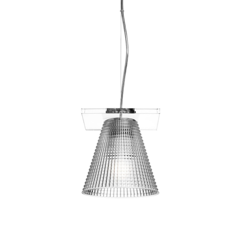 Light Air hanglamp Kartell kristal