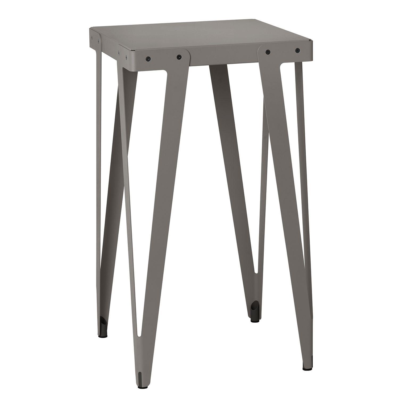 Lloyd High tafel Functionals 60x60 dark grey