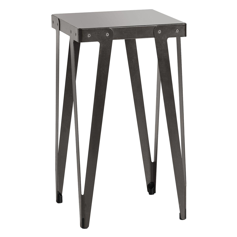 Lloyd High tafel Functionals 60x60 zwart