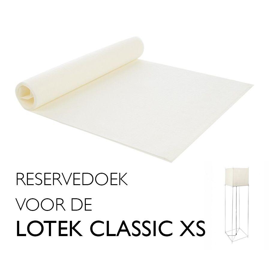 Lotek XS reservedoek Hollands Licht