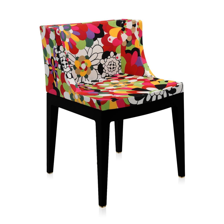 """Mademoiselle """"à la mode"""" stoel Kartell - Missoni vevey rood"""