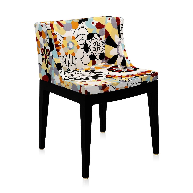 """Mademoiselle """"à la mode"""" stoel Kartell - Missoni vevey roodbruin"""