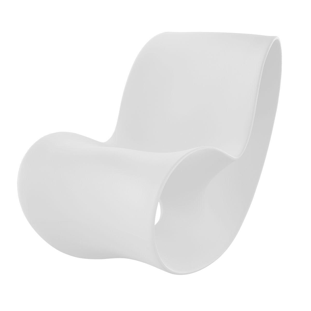 Voido schommelstoel Magis wit