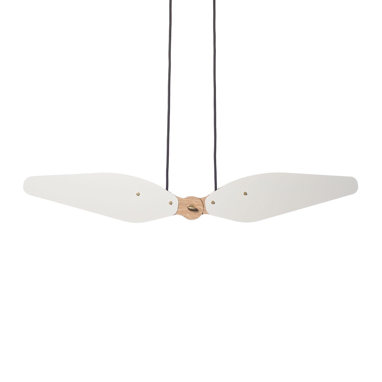 Manu hanglamp Hollands Licht wit