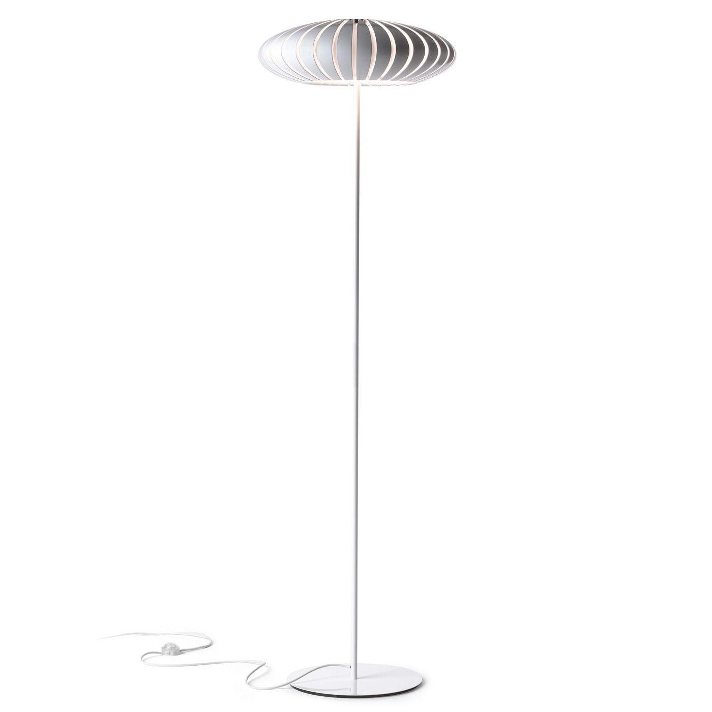 Maranga vloerlamp Marset 170 wit