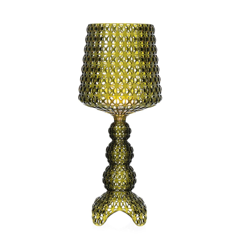 Mini Kabuki tafellamp Kartell groen