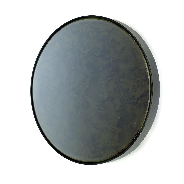 Mirror Tray spiegel Serax Ø31 zwart