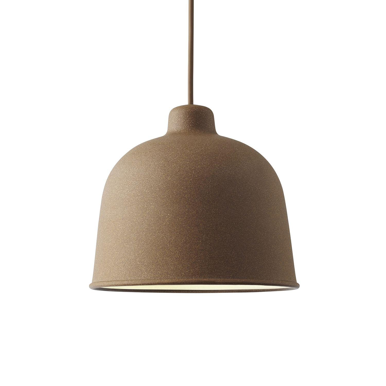 Grain hanglamp Muuto LED - naturel
