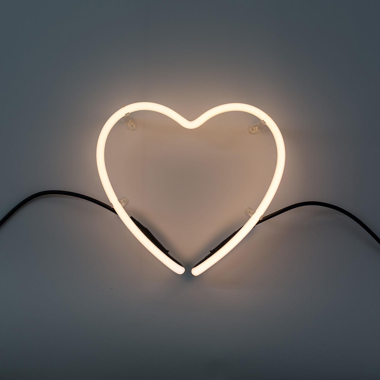 Neon Art letter Seletti ♡