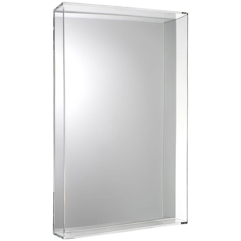 Only Me spiegel Kartell 180cm kristal