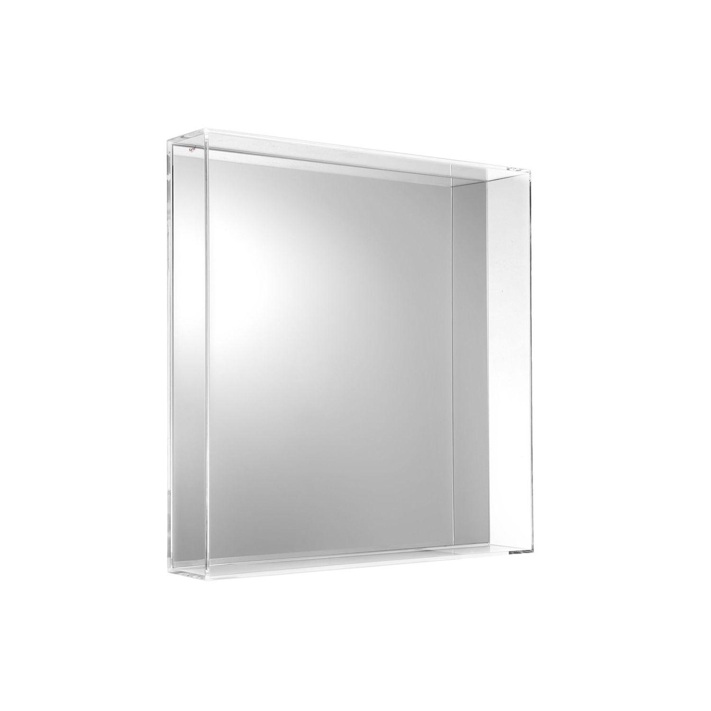 Only Me spiegel Kartell 50cm kristal