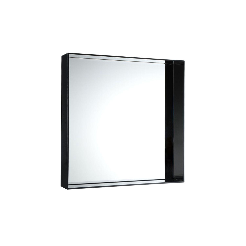 Only Me spiegel Kartell 50cm zwart