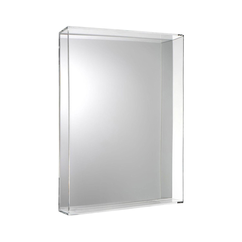 Only Me spiegel Kartell 70cm kristal