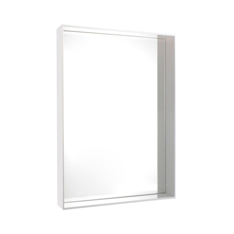 Only Me spiegel Kartell 70cm wit