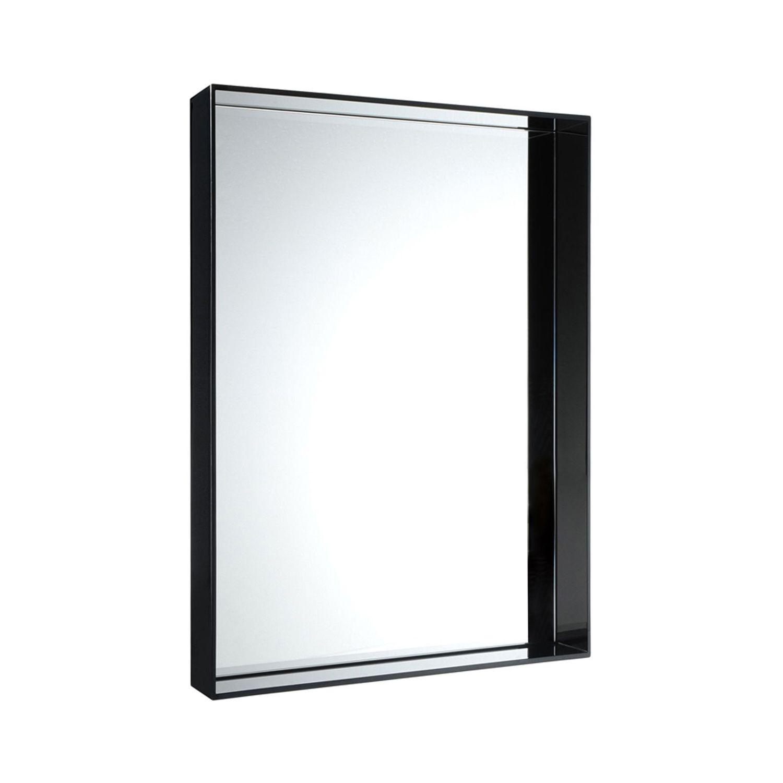 Only Me spiegel Kartell 70cm zwart