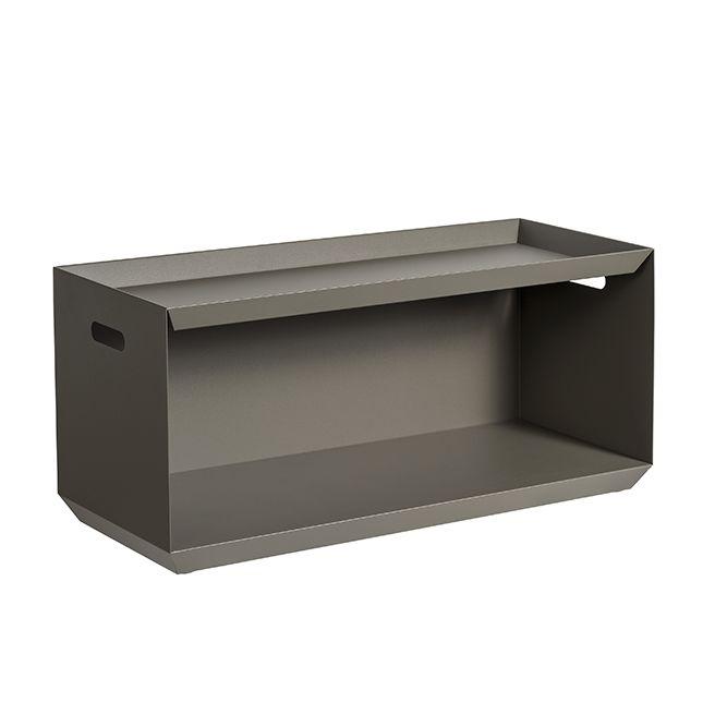 Ossa modulekast Functionals dark grey