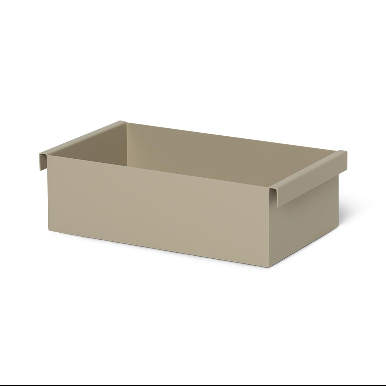 Plant Box container Ferm Living cashmere