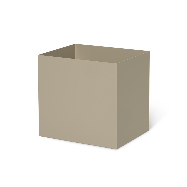 Plant Box pot Ferm Living cashmere