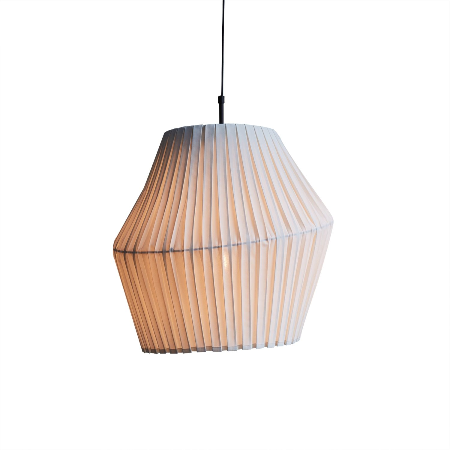 Pleat hanglamp Hollands Licht